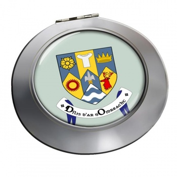 County Clare (Ireland) Round Mirror