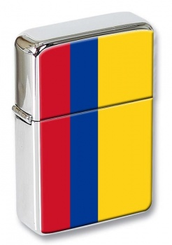 Colombia Flip Top Lighter