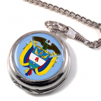 Colombia Pocket Watch