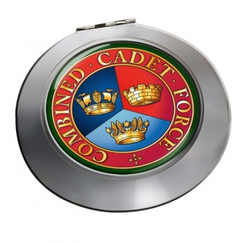 Combined Cadet Force Chrome Mirror