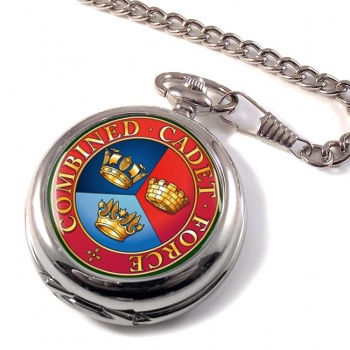 Combined Cadet Force Pocket Watch