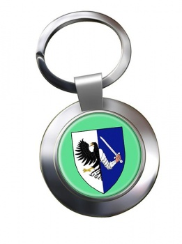 Connaught Connacht (Ireland) Metal Key Ring