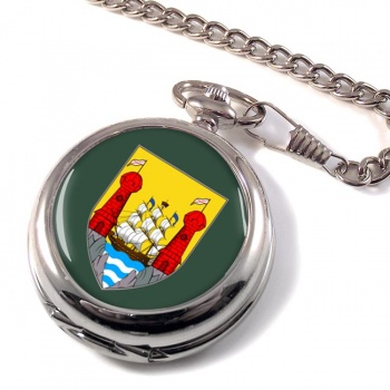 Cork City (Ireland) Pocket Watch