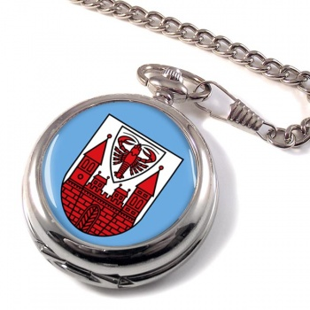 Cottbus (Germany) Pocket Watch