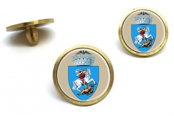 Craiova (Romania) Golf Ball Marker