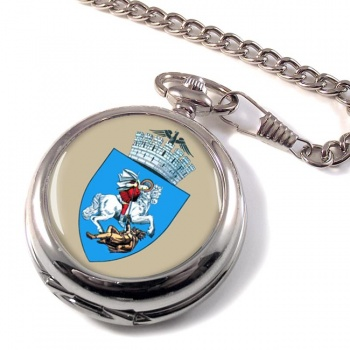 Craiova (Romania) Pocket Watch