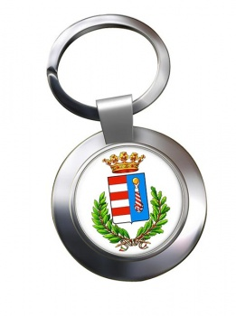 Cremona (Italy) Metal Key Ring