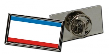 Crimea Flag Pin Badge