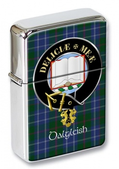 Dalgleish Scottish Clan Flip Top Lighter