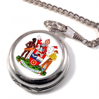 Darwin Australia Pocket Watch