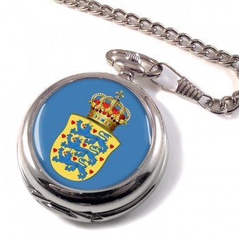 Kongeriget Danmark (Denmark) Pocket Watch