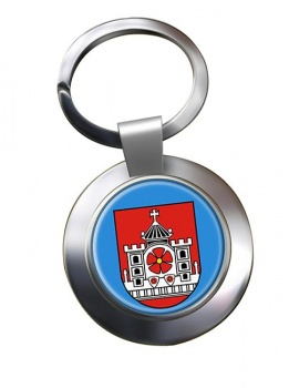Detmold (Germany) Metal Key Ring