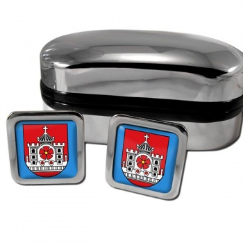 Detmold Germany Square Cufflinks