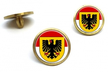 Dortmund (Germany) Golf Ball Marker