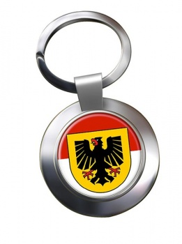 Dortmund (Germany) Metal Key Ring