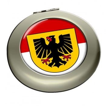 Dortmund (Germany) Round Mirror