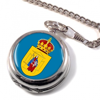 Drenthe (Netherlands) Pocket Watch