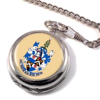 Durban (South Africa) Pocket Watch