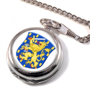 Groot Rijkswapen (Netherlands) Pocket Watch