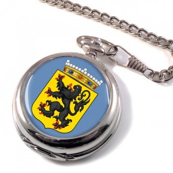 Oost-Vlaanderen (Belgium) Pocket Watch