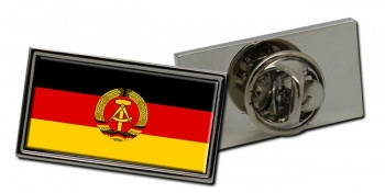Ostdeutschland (East Germany) Flag Pin Badge