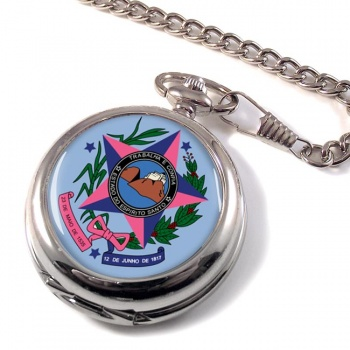 Espi�rito Santo (Brasil) Pocket Watch