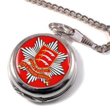 Essex Fire and Rescue Pocket Watch