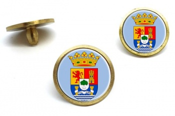Extremadura (Spain) Golf Ball Marker