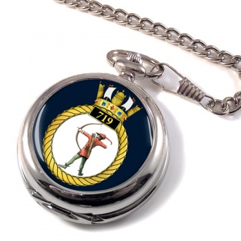 719 Naval Air Squadron Pocket Watch