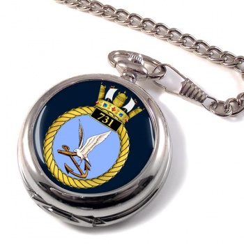 731 Naval Air Squadron Pocket Watch