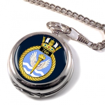 766 Naval Air Squadron  Pocket Watch
