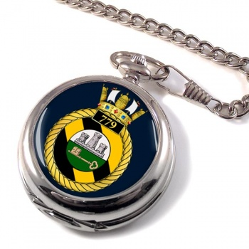 779 Naval Air Squadron  Pocket Watch