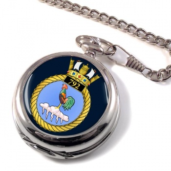 790 Naval Air Squadron Pocket Watch