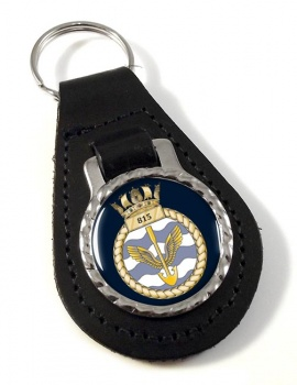 815 Naval Air Squadron  Leather Key Fob