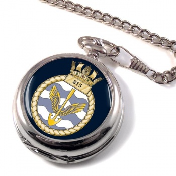 815 Naval Air Squadron  Pocket Watch