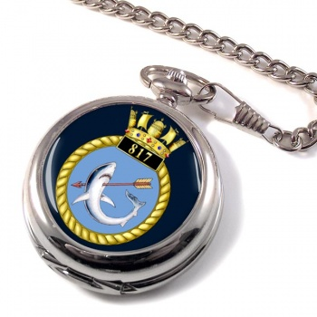 817 Naval Air Squadron  Pocket Watch