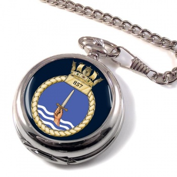 857 Naval Air Squadron  Pocket Watch