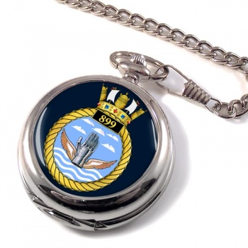899 Naval Air Squadron Pocket Watch