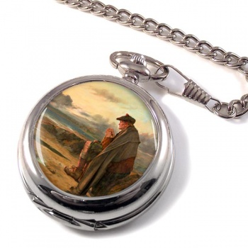 Oh Why I Left My Hame by Faed Pocket Watch