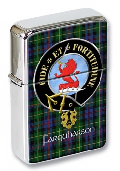 Farquharson Scottish Clan Flip Top Lighter