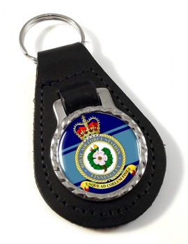 Finningley Leather Key Fob