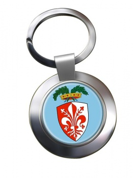 Florence Firenze (Italy) Metal Key Ring