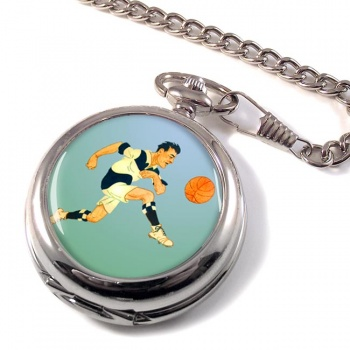Football Pocket Watch