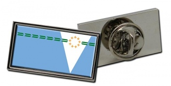 Argentine Formosa Flag Pin Badge