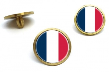 France (Flag) Golf Ball Marker