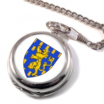 Franche-Comte (France) Pocket Watch