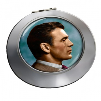 Gary Cooper Chrome Mirror