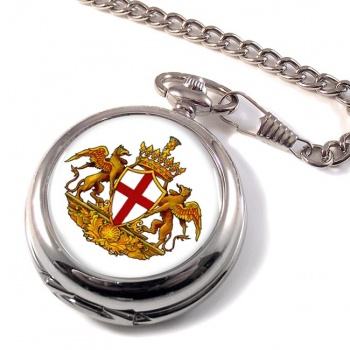 Genoa (Italy) Pocket Watch