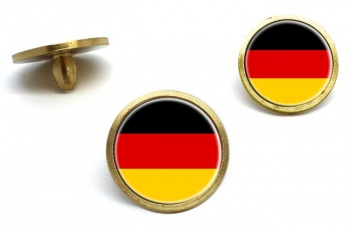 Deutschland Germany Golf Ball Marker
