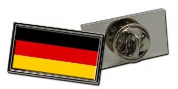 Deutschland Germany Flag Pin Badge